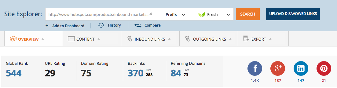 backlinks.