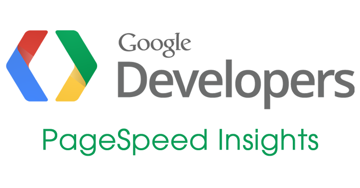 google pagespeed.