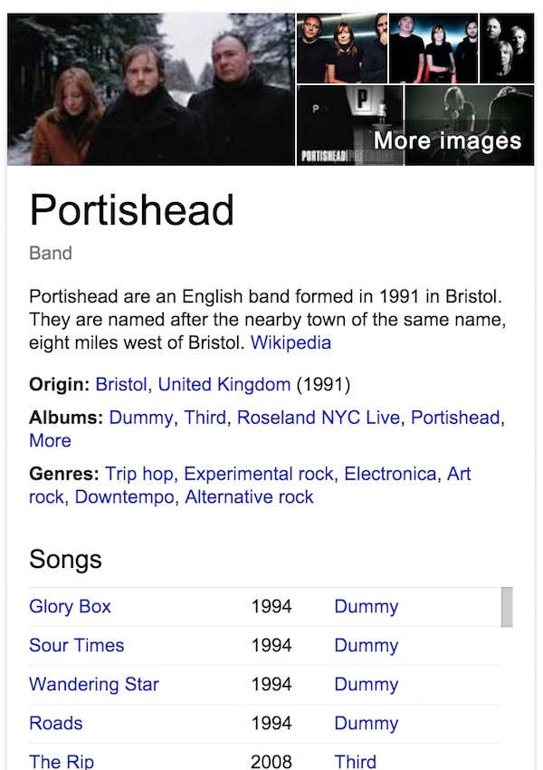 portishead-google-search-knowledge-graph.