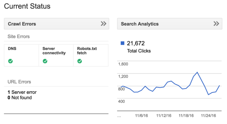 Google bỏ content keyword trong Search Console